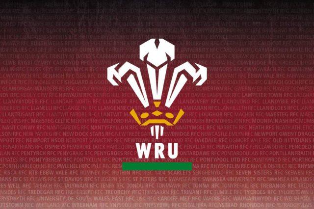 Logo Undeb Rygbi Cymru