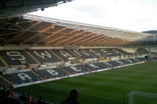 Stadiwm Swansea.com