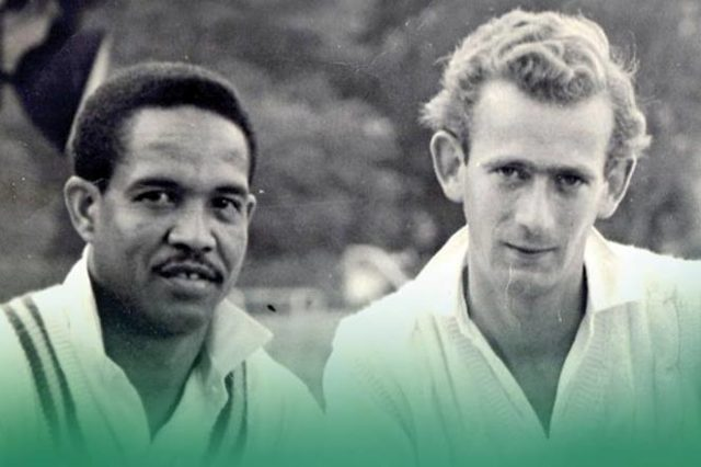 Garry Sobers a Malcolm Nash
