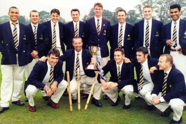 Tîm criced Morgannwg yn 1997