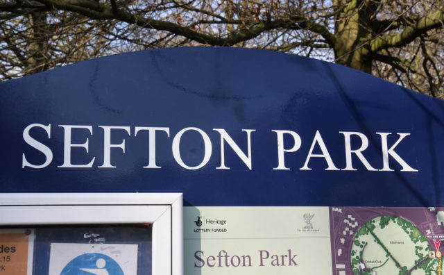 Parc Sefton, Lerpwl