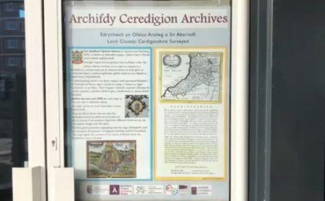 Edrychwch yn ofalus: Arolwg o Sir Aberteifi