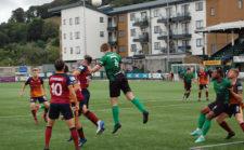 Aberystwyth v Met Caerdydd